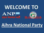 National party in Delhi