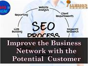 Improve the Business Network with the Potential  Customer