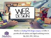 Get your business running with the best web designing company in Delhi