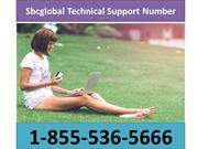 1-855-536-5666  Sbcglobal Technical Support Number