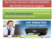 Hp Printer Solution+1[855]536(5666) Hp Printer technical support