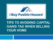 Tips to Avoiding Capital Gains Tax When Selling