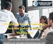 2Brights Network Technology Decision Makers Email Lists in USA