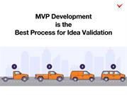 MVP Development is the Best Process for Idea Validation