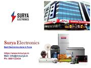 Surya Eletronic : Best Electronic store in Pune & Home appliances Pune