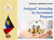 Antigua Citizenship by Investment Program - XIPHIAS (1)
