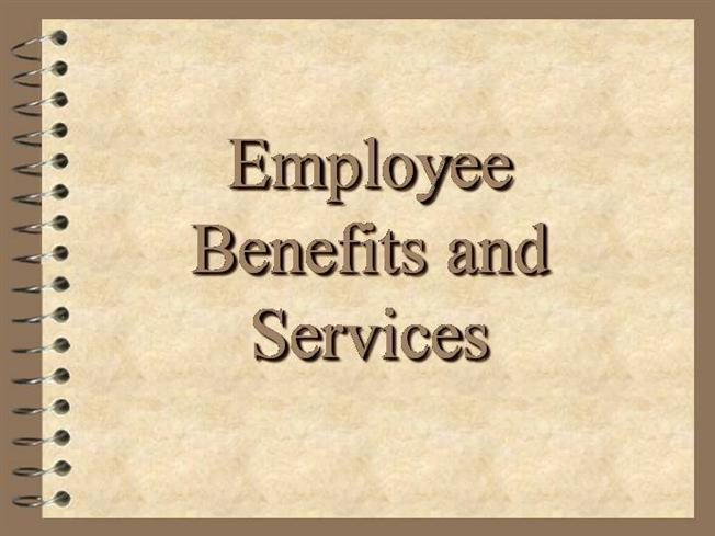 Employees Benefits AuthorSTREAM - Employee benefits package template