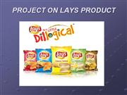 pppt on surveys of lays product