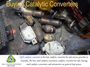 Qld Cat Converter – It Is Time To Buying Used Catalytic Converters
