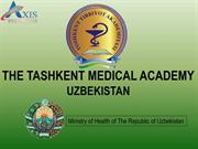 MBBS from Tashkent Medical Academy