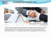 Purchase order financing Loan in USA- commercialfundingusa.com