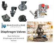 Dust Collector Diaphragm and Solenoid Valves