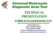 MS6050 Universal Motorcycle Scanner