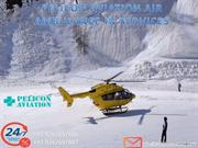 Book 24*7 Hours Air Ambulance Services from Ranchi to Delhi