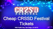 CRSSD Festival Tickets from Tickets4Festivals