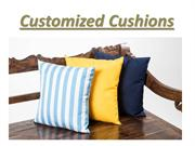 Customized Cushions In Dubai