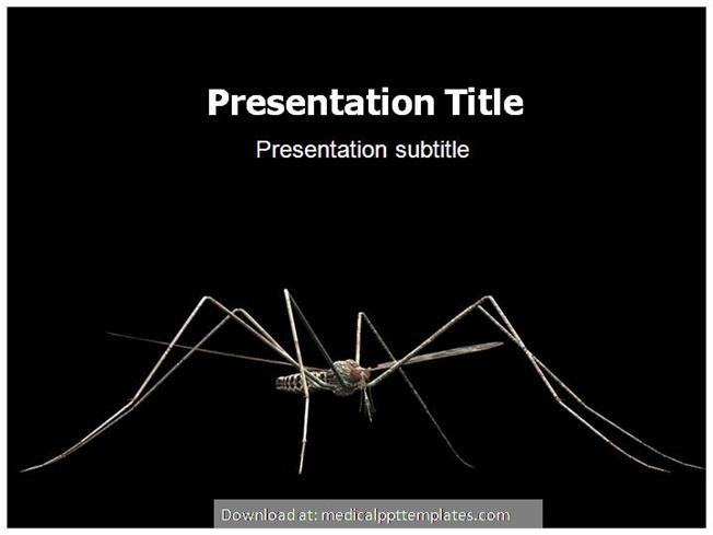 Dengue fever powerpoint template authorstream toneelgroepblik Gallery