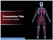 Vascular Powerpoint Template