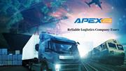 Logistics Companies Essex uk | Apex Logistics Solutions Ltd
