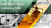 Best Web Design Company in the USA
