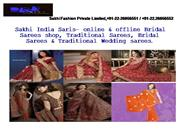 Learn How to Wear Bridal Sarees from Sak