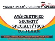 Now Polish Your Career In Amazon AWS-SECURITY-SPECIALTY