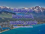 vacation rental homes in South Lake Tahoe