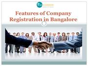 Online company registration in Bangalore