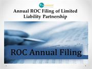 File Annual Return of your Company