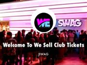Detail Presentation About We Are Tickets