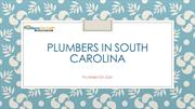 Plumbers In South Carolina | Plumbers On Call
