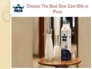 Buy Organic Milk online from Best Dairy Farm in Pune