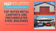 Top-Rated Metal Carports And Prefabricated Steel Buildings