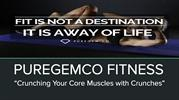 Puregemco Fitness: Crunching Your Core Muscles with Crunches