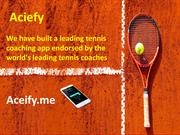 Tennis Lessons near me in UK for Adults and Kids | Aceify