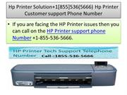 Hp Printer Solution+1[855]536(5666) Hp Printer Customer support