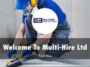 Multi-Hire Ltd Presentations
