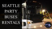 Get Affordable Party Bus Rental Services in Seattle