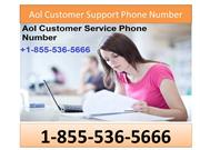 1-855-536-5666   Aol Customer Support Phone Number
