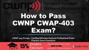 CWAP-403 Exam Dumps Question and Answers