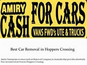 Best Car Removal in Hoppers Crossing