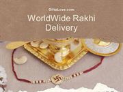 Worldwide Rakhi & Rakhi Gifts Delivery Through GiftaLove