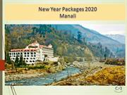 New Year 2020 Packages in Manali | New Year Party 2020