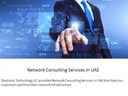 Network Consulting Services in UAE