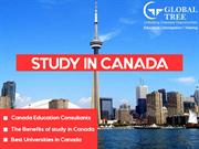 Study in Canada Education Consultants- Global Tree