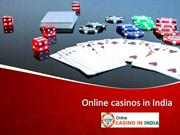 Famous online casinos in India | online casino in India