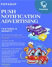 Popadup Push Notification Advertising Network