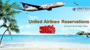 United Airlines Reservations - Book Online Flight Tickets