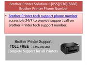 Brother Printer Solution+1[855]{536}(5666) Bother Printer Phone Number