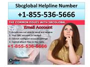 1-855-536-5666 Sbcglobal Tech Support Number